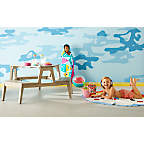 View Grey Stain Modern Kids Picnic Table - image 4 of 6
