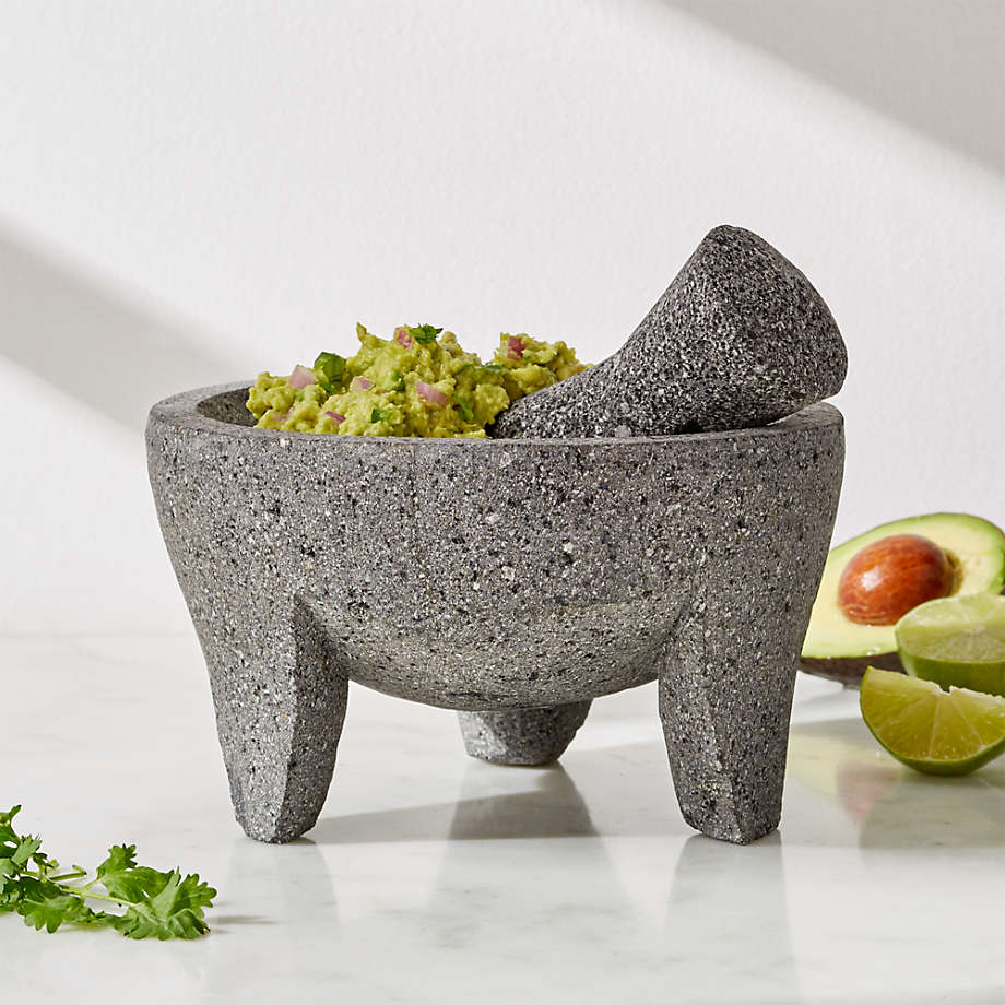 """Molcajete 8"""" (Open Larger View)"""