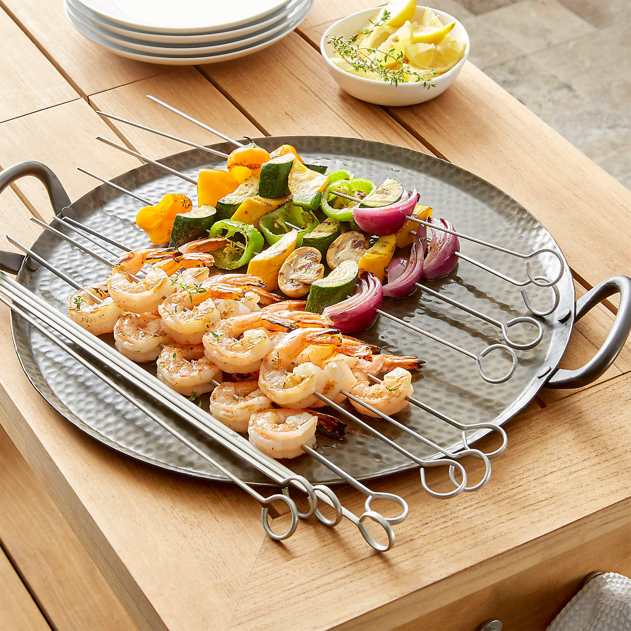 Set-of-12-Non-Stick-Barbecue-Skewers