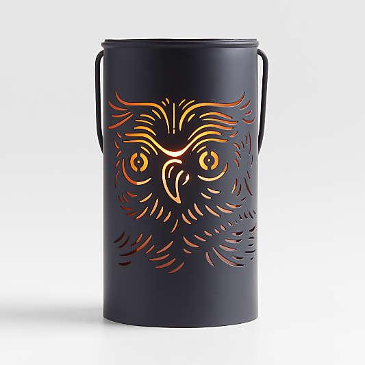 PATCH NYC Owl Porch Lantern