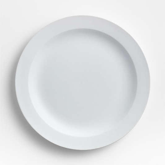 Paige White Dinner Plate