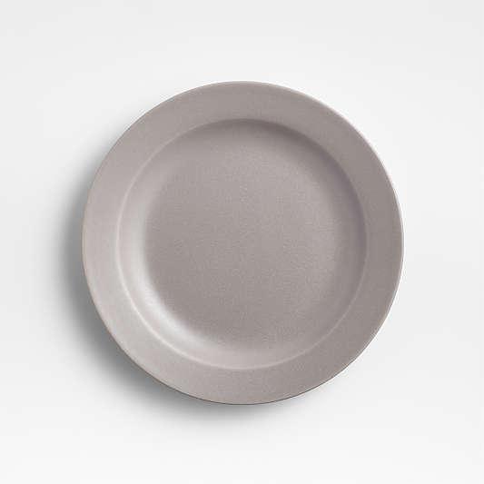 Paige Grey Salad Plate