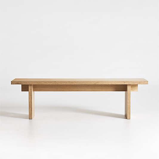 Paradox Modern Dining Bench