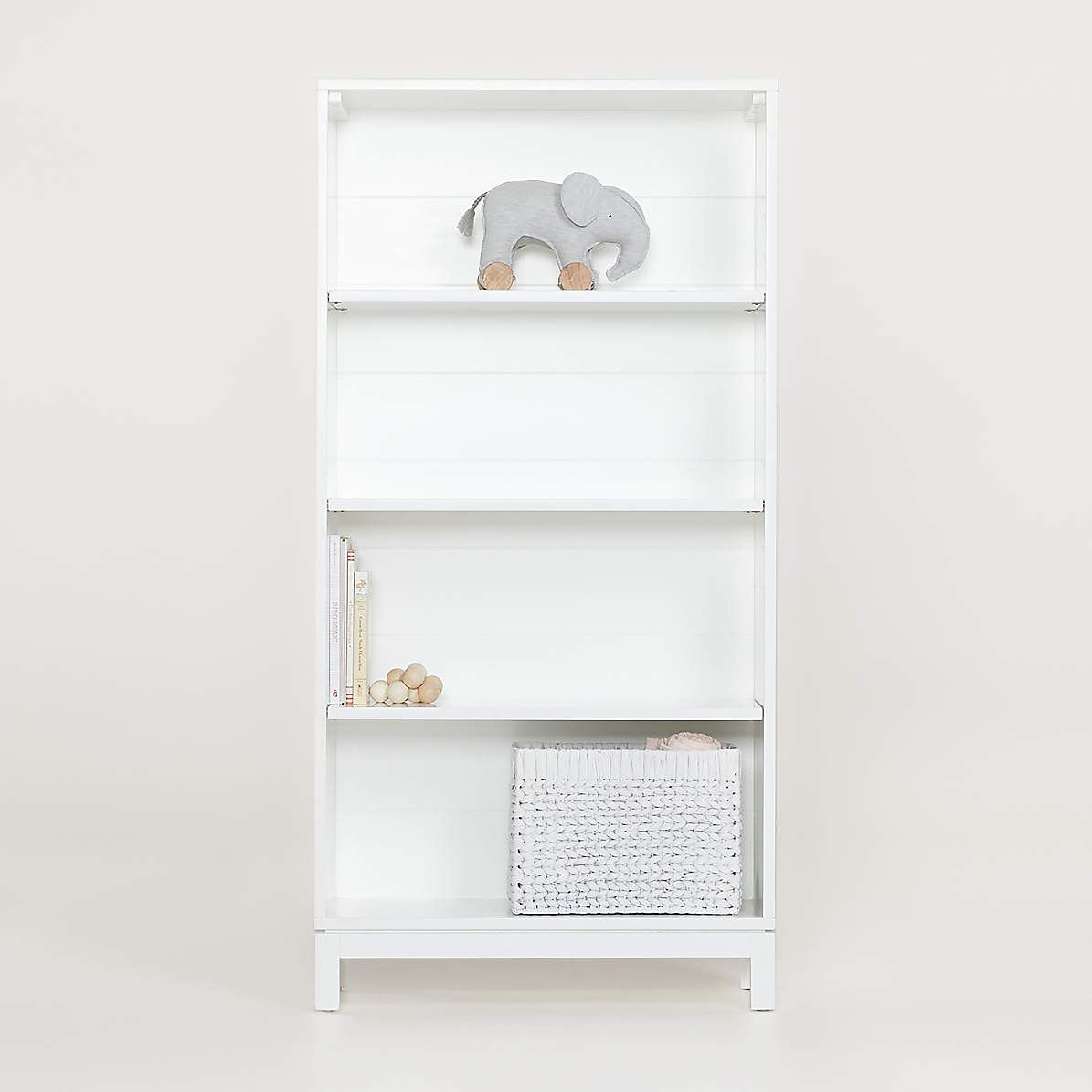 Parke White Bookcase Reviews Crate And Barrel