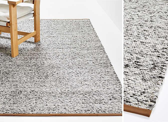 Shinola Parker Tweed Flat Weave Rug