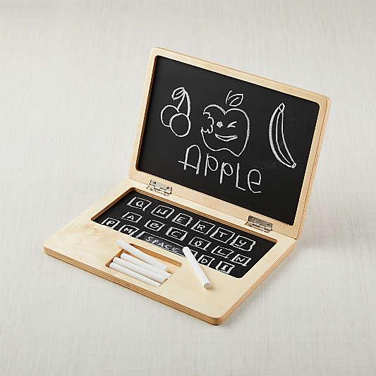 Personal Laptop Chalkboard