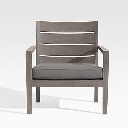 Regatta Grey Wash Outdoor Patio Lounge, How To Clean White Outdoor Chairs