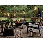 View Frame Indoor/Outdoor Log Holder - image 5 of 9