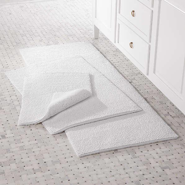 Bathroom Rugs And Bath Mats Crate, Rugs For Bathroom