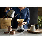 View Chemex 6-Cup Coffeemaker with Wood Collar - image 10 of 14