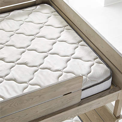 Simmons Riteheight Full Firm Bunk Bed Mattress Reviews Crate Kids