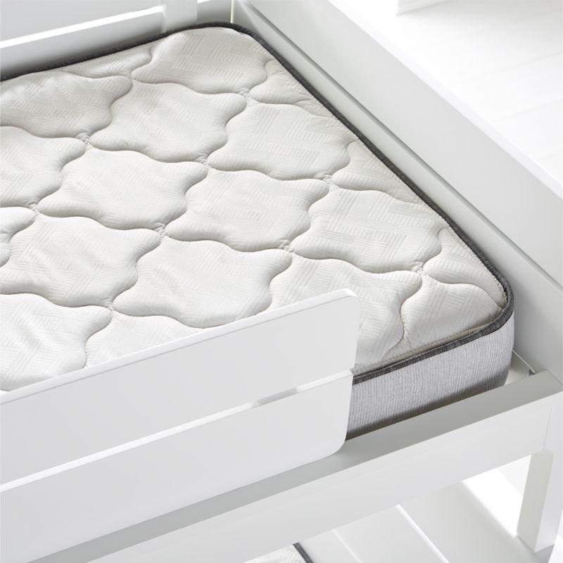 Simmons Riteheight Twin Firm Bunk Bed Mattress Reviews Crate Kids