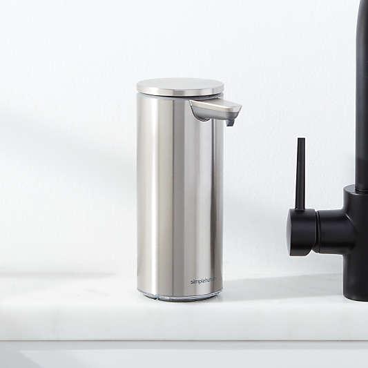 simplehuman ® Rechargeable Liquid Soap Dispenser