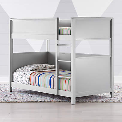 Small Space Twin Bunk Bed Reviews Crate Kids
