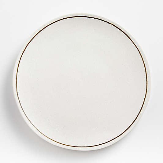 Stella White Dinner Plate
