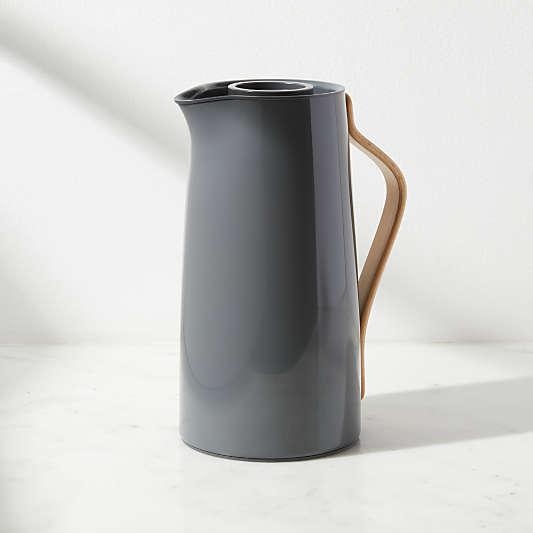 Stelton Emma Grey Vacuum Jug
