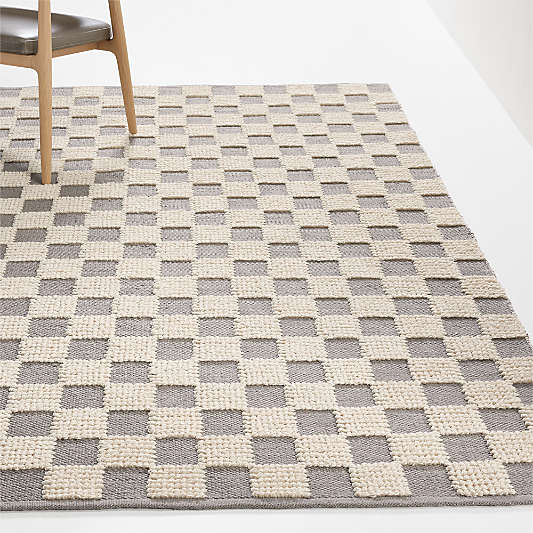 Tavares Indoor/Outdoor Checkered Rug