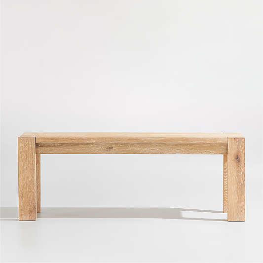 Terra Natural Dining Bench