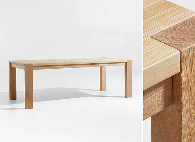 Terra Natural Dining Table