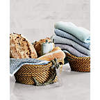 View Grey Textured Terry Dish Towel, Set of 2 - image 6 of 9