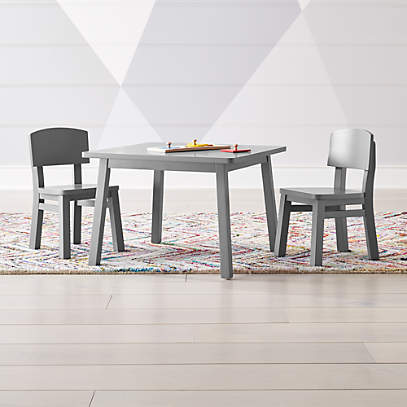 Traditional Toddler Table And Chairs, Toddler Table And Chairs Set