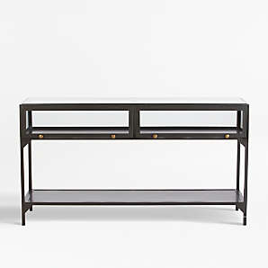 Entryway Tables And Consoles Crate Barrel