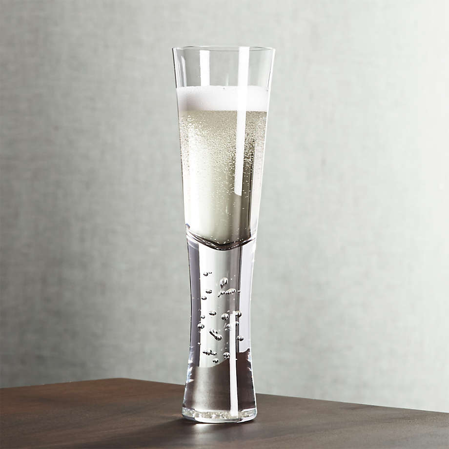 Verve Champagne Glass (Open Larger View)