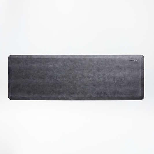 WellnessMats 6'x2' Onyx Linen Mat