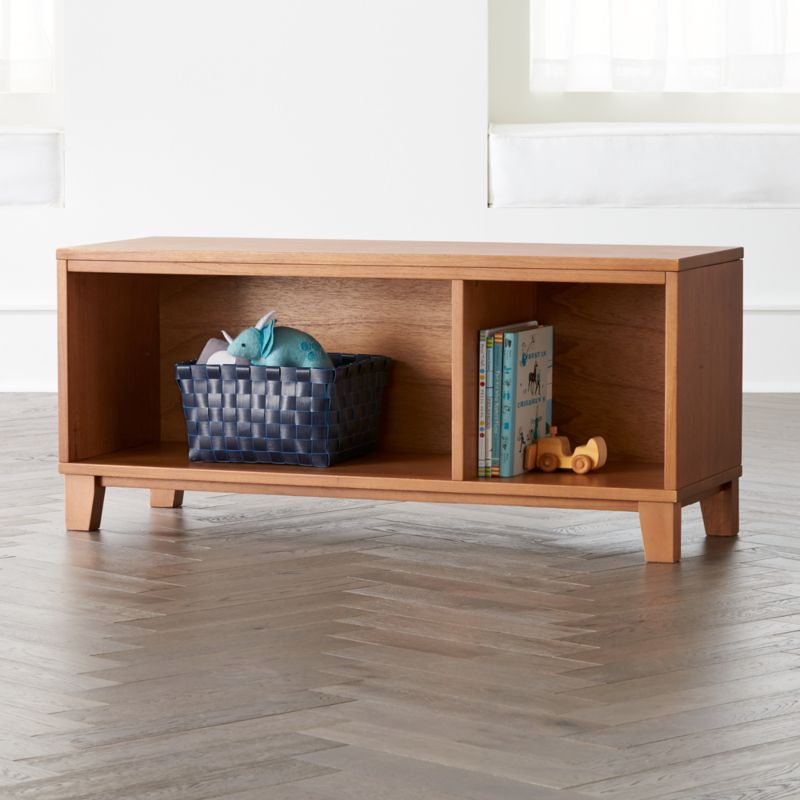 District 2 Cube Wood Stackable Bookcase, Stacking Furniture Cubes