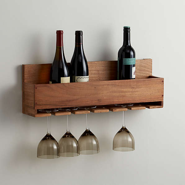 Wine Racks Crate And Barrel