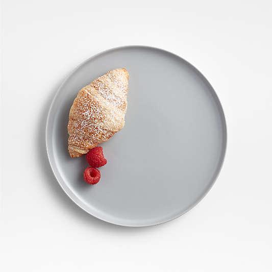 Wren Light Grey Salad Plate
