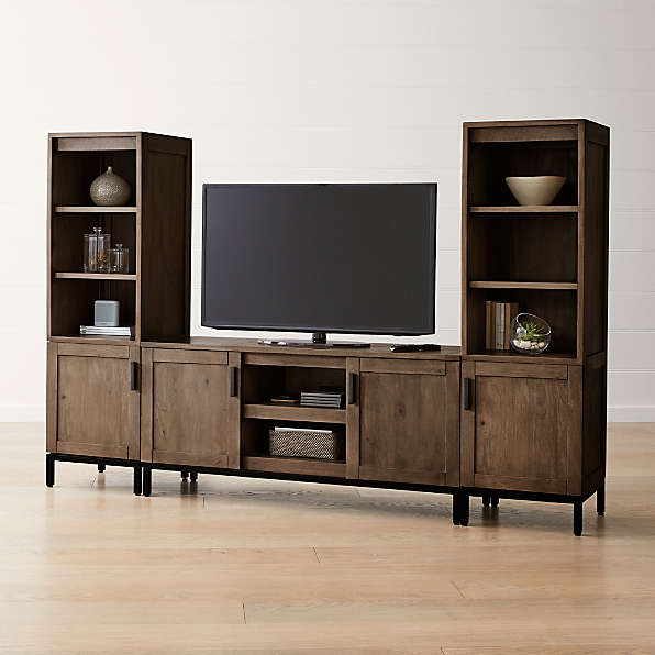 Tv Stands Media Consoles Cabinets, Tv Stand Media Storage Cabinet