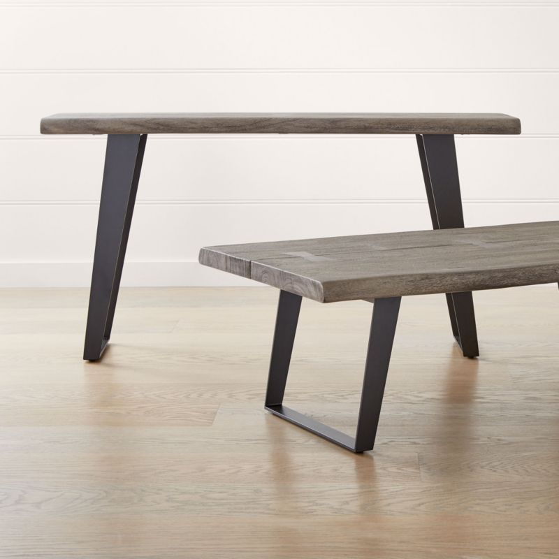 Yukon Grey Tables Accent Tables Coffee Console