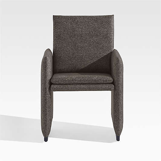 Zuma Upholstered Outdoor Dining Chair