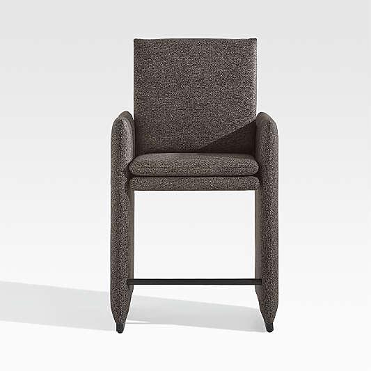 Zuma Outdoor Upholstered Counter Stool