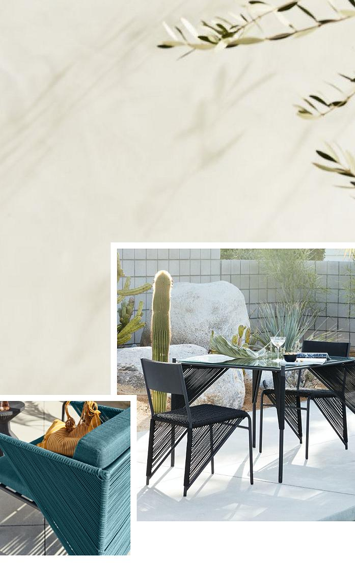 Small Space Outdoor Furniture And Decor, Small Space Outdoor Furniture