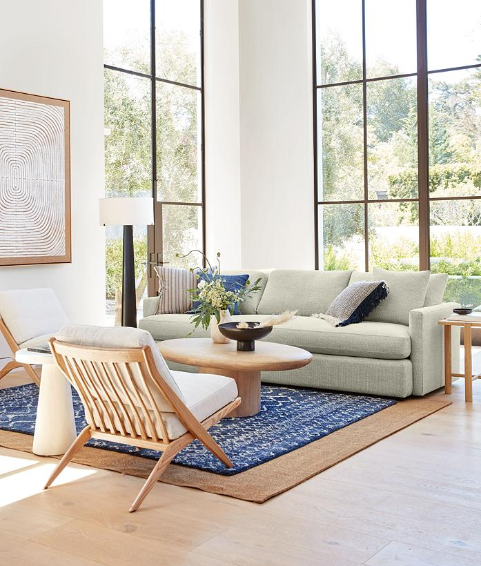 Lounge Contemporary Living Room Crate, Contemporary Living Rooms
