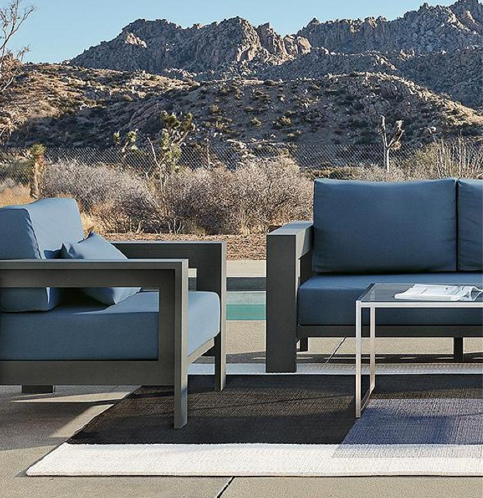 Outdoor Furniture By Material Crate, Durable Outdoor Furniture