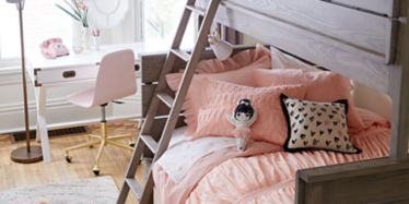 Girls Bunk Bed Inspiration Crate Kids