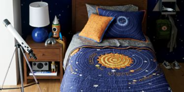 Space Themed Bedroom Crate And Barrel